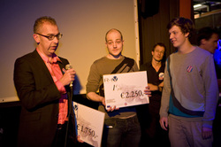 Hackathon 2013 in Rotterdam