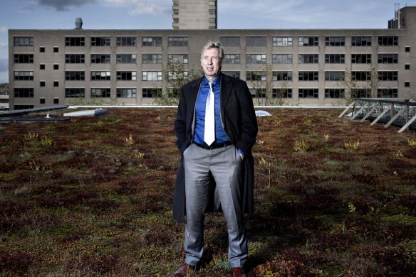 Jan Rotmans (door Jan de Groen, www.jandegroen.nl))