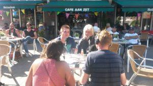 Delfshaven Draait Door bij Café Aan Zet